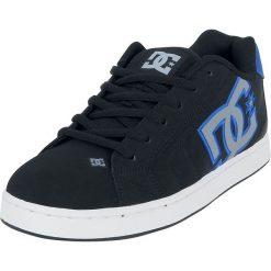 Buty skate męskie: DC Net Buty sportowe czarny/niebieski
