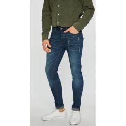 Brave Soul - Jeansy. Niebieskie jeansy męskie skinny marki Brave Soul. Za 169,90 zł.