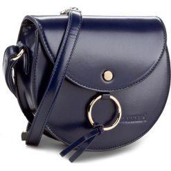 Torebka MONNARI - BAG0610-013 Navy. Niebieskie listonoszki damskie Monnari, ze skóry ekologicznej. W wyprzedaży za 99,00 zł.