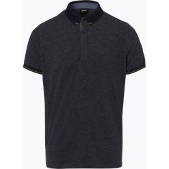 BOSS Casual - Męska koszulka polo – Pulp, niebieski. Niebieskie koszulki polo BOSS Casual, l, w paski. Za 299,95 zł.