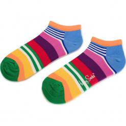 Skarpety Niskie Damskie HAPPY SOCKS - MST05-3000 Kolorowy. Różowe skarpetki damskie Happy Socks, w kolorowe wzory, z bawełny. Za 27,90 zł.