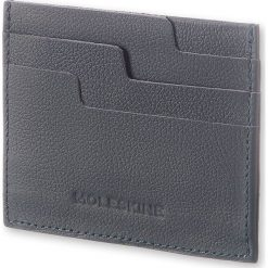 Plecaki męskie: Etui na karty Moleskine Card Wallet Lineage blue avio