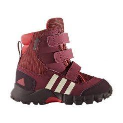 BUTY ADIDAS HOLTANNA SNOW CM7279. Czarne buciki niemowlęce marki Adidas, do piłki nożnej. Za 179,00 zł.