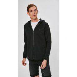Puma - Bluza. Szare bluzy męskie rozpinane Puma, l, z bawełny, z kapturem. W wyprzedaży za 269,90 zł.