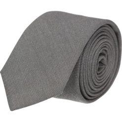 Krawaty męskie: krawat platinum beż classic 200