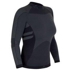 Bluzki sportowe damskie: Fuse Koszulka damska Fusepro 200 długi rękaw czarna r. M (FSE-15-1101-7-2-0002)