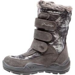 Buty zimowe damskie: Primigi Śniegowce grigio scuro/antracite