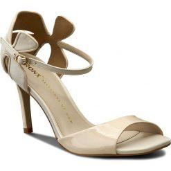 Rzymianki damskie: Sandały BRONX – 84499-A BX1243 Nude/Ivory 2012