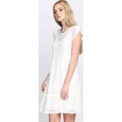 Sukienki: Kremowa Sukienka See the Light