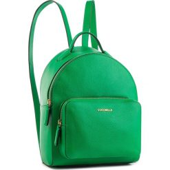 Plecak COCCINELLE - DF8 Clementine Soft E1 DF8 14 01 01 Alien Green G05. Zielone plecaki damskie Coccinelle, ze skóry, eleganckie. Za 1299,90 zł.