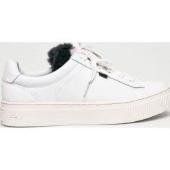 Tommy Jeans - Buty. Szare buty sportowe damskie marki Tommy Jeans, z jeansu. W wyprzedaży za 399,90 zł.