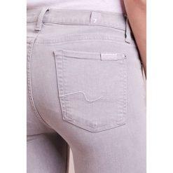 7 for all mankind Jeans Skinny Fit grey denim. Szare boyfriendy damskie 7 for all mankind, z bawełny. W wyprzedaży za 418,05 zł.