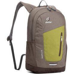 Plecak DEUTER - Stepout 12 3810215-2418-0  Moss-Stone 2418. Zielone plecaki męskie Deuter. W wyprzedaży za 149,00 zł.