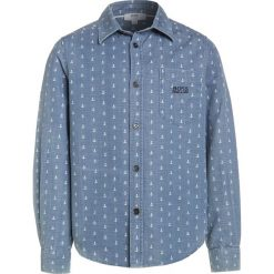 BOSS Kidswear Koszula light blue. Niebieskie bluzki dziewczęce bawełniane marki BOSS Kidswear. W wyprzedaży za 251,30 zł.