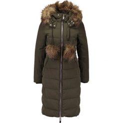Płaszcze damskie pastelowe: khujo SAPHIRA Płaszcz zimowy lightolive