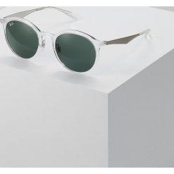 RayBan Okulary przeciwsłoneczne green/transparent. Zielone okulary przeciwsłoneczne damskie aviatory Ray-Ban. Za 599,00 zł.
