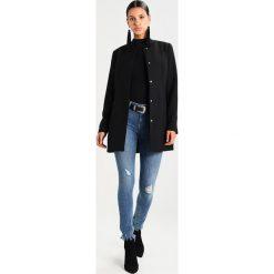 Płaszcze damskie pastelowe: JDY JDYNEW BRIGHTON SPRING COAT  Krótki płaszcz black