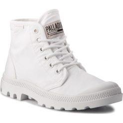 Buty zimowe damskie: Trapery PALLADIUM - Pampa Hi Orginale Tc 75554-101-M White/White