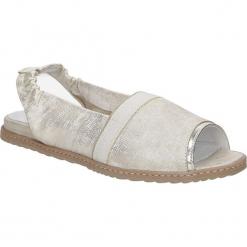 SANDAŁY CASU 1009/B. Czerwone sandały damskie marki Melissa, z kauczuku. Za 119,99 zł.