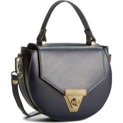 Torebka CREOLE - K10332 Granatowy. Niebieskie torebki klasyczne damskie Creole, ze skóry. Za 149,00 zł.