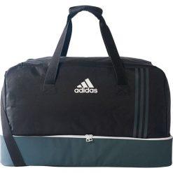 Torby podróżne: Adidas Torba Tiro 17 Team Bag L z dolną komorą czarna (B46122)