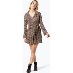 Sukienki: Review – Sukienka damska, brązowy