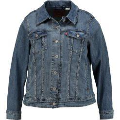 Bomberki damskie: Levi's® Plus ORIGINAL TRUCKER Kurtka jeansowa ocean sail