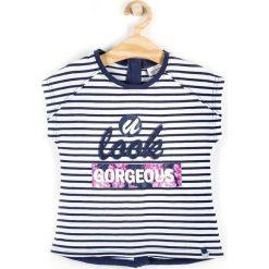 Bluzki dziewczęce bawełniane: Coccodrillo - Top dziecięcy 122-146
