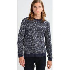 Swetry męskie: Jack & Jones JJVJOEY CREW Sweter blue nights