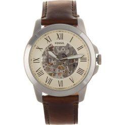 Zegarek FOSSIL - Gant ME3099 Dark Brown/Silver/Steel. Różowe zegarki męskie marki Fossil, szklane. Za 759,00 zł.