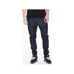 JEANSY UNIVERSUM |GRANATOWE|  |linia CONSTANS|. Niebieskie jeansy męskie z dziurami MALE-ME, na lato. Za 269,00 zł.