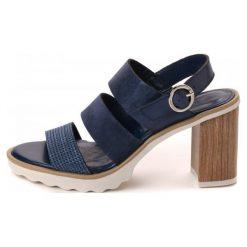 Sandały damskie: Hispanitas Sandały Damskie 38 Niebieski