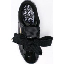 Puma - Buty Basket Heart Patent. Szare buty sportowe damskie marki Puma, z materiału. W wyprzedaży za 299,90 zł.
