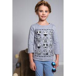 T-shirty dziewczęce: Jasnoszara Bluzka NDZ7573