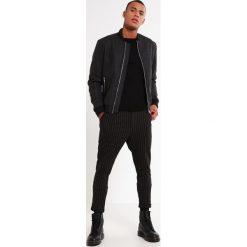 Swetry męskie: Jack & Jones JPRMARK KNIT CREW NECK NOOS Sweter black