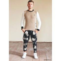 Sweter w stylu retro. Czarne swetry klasyczne męskie marki Pakamera, m, z wełny. Za 99,00 zł.
