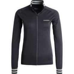 Zimtstern LAIZY  Koszulka sportowa iron melange. Szare t-shirty damskie Zimtstern, xs, z materiału, z długim rękawem. W wyprzedaży za 293,30 zł.