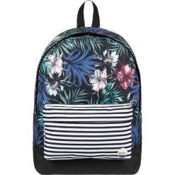 """Plecak """"Sugar Baby"""" w kolorze zielono-niebieskim - 32 x 41 x 11 cm. Niebieskie plecaki męskie Roxy, z tkaniny. W wyprzedaży za 78,95 zł."""