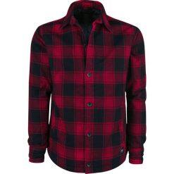 Black Premium by EMP The Cowboy Who Started The Fight Koszula czarny/czerwony. Białe koszule męskie marki bonprix, z klasycznym kołnierzykiem, z długim rękawem. Za 164,90 zł.
