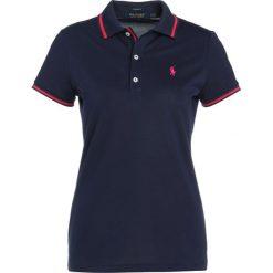 Polo Ralph Lauren Golf PERFORMANCE  Koszulka polo french navy. Niebieskie bluzki sportowe damskie Polo Ralph Lauren Golf, xs, z bawełny. Za 419,00 zł.