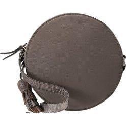 Torebki klasyczne damskie: Mint Velvet MELISSA ROUND BAG Torba na ramię mink/metallic