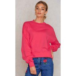 Bluzy rozpinane damskie: Moves Bluza Malhild - Pink,Red