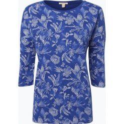 Esprit Casual - Koszulka damska, niebieski. Niebieskie t-shirty damskie Esprit Casual, s, z nadrukiem, z dżerseju. Za 49,95 zł.