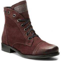 Botki LASOCKI - 70174-19 Bordowy. Czarne buty zimowe damskie marki Lasocki, ze skóry. W wyprzedaży za 174,99 zł.
