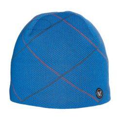 Czapki męskie: Viking Czapka Polycolon 0909 niebieska (2090909UNI)