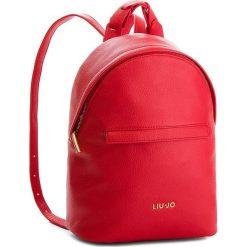 Plecaki damskie: Plecak LIU JO - Backpack Barona A68139 E0059 Feel Rouge 91757