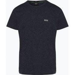 BOSS Athleisurewear - T-shirt męski – Tee, niebieski. Niebieskie t-shirty męskie z nadrukiem BOSS Athleisurewear, m, z bawełny. Za 219,95 zł.