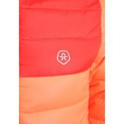 Color Kids KING  Kurtka Outdoor fiery coral. Czerwone kurtki dziewczęce sportowe marki Color Kids, z materiału. W wyprzedaży za 125,40 zł.