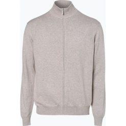 Swetry rozpinane męskie: Mc Earl – Kardigan męski, beżowy