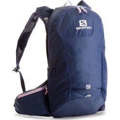 Plecak SALOMON - Trail 20 L40134100 Crown Blue. Fioletowe plecaki męskie Salomon, w paski, sportowe. W wyprzedaży za 209,00 zł.